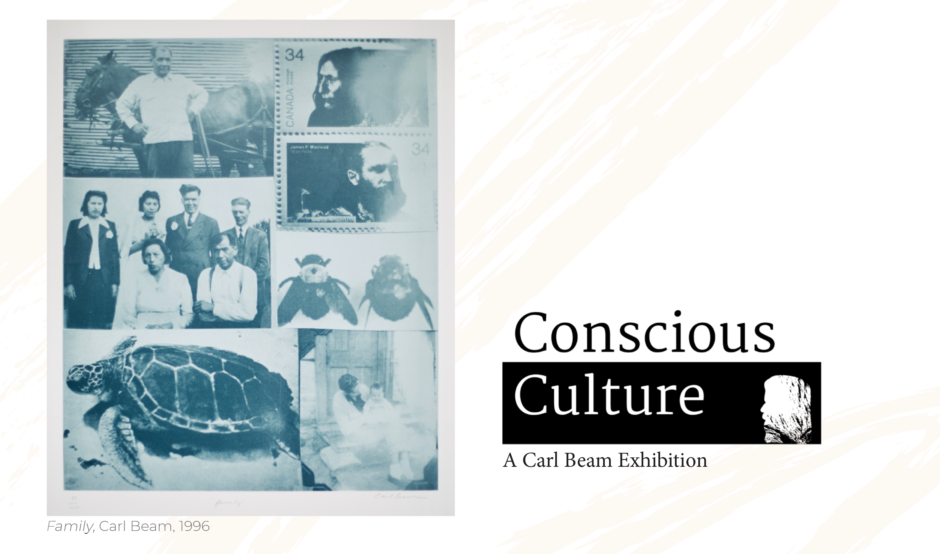 Conscious Culture: A Carl Beam Exhibition Collection