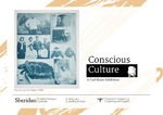Conscious Culture: A Carl Beam Exhibition Postcard