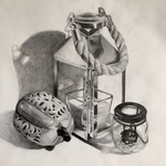 Objects of Light by Jasper Ashley