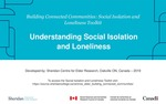 Understanding Social Isolation and Loneliness