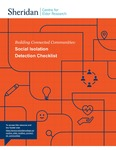 Social Isolation Detection Checklist