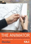 The Animator: The 26th Society for Animation Studies Annual Conference Toronto June 16 to 19, 2014