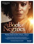 Sheridan Reads: The Book of Negroes by Lawrence Hill