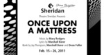 Once Upon a Mattress, February 15 – 26, 2011