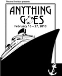 Anything Goes, February 16 – 27, 2010