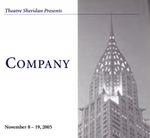 Company, November 8-9, 2005