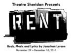 Rent, November 29 – December 10, 2011