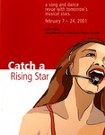 Catch a Rising Star, February 7 – 24, 2001