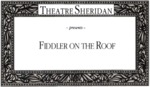 Fiddler on the Roof, November 14 – December 1, 1990