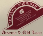 Arsenic and Old Lace, November 26 – December 12, 1981