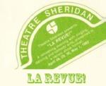 La Revue! , April 28 – May 1, 1982