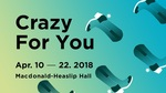 Crazy for You, April 10 – 22, 2018 by Theatre Sheridan