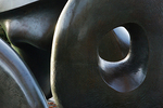 "Henry Moore, ""x"" at the Louisiana Museum of Modern Art"