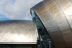 """Glasgow Science Center and Imax Theatre, 2001 by BDP – """"Building Design Partnership"""""""
