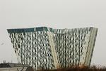 Bella Sky Hotel, Orestad, Copenhagen 2011, designed by 3XN by Ken Snell