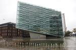 Krystallen, Copenhagen by by Schmidt, Hammer and Lassen Architects, 2011.