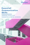 COMM 19999: Essential Communication Skills by Julie Warkentin and Jonathan Filipovic