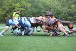 011 The Mountaineers and Bruins locked in for a scrum by Natalia Camarena and Cordell Ventura