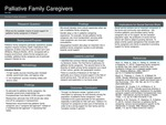Palliative Family Caregivers by Hui Shi